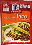 McCormick Taco Season Mix - 1 oz