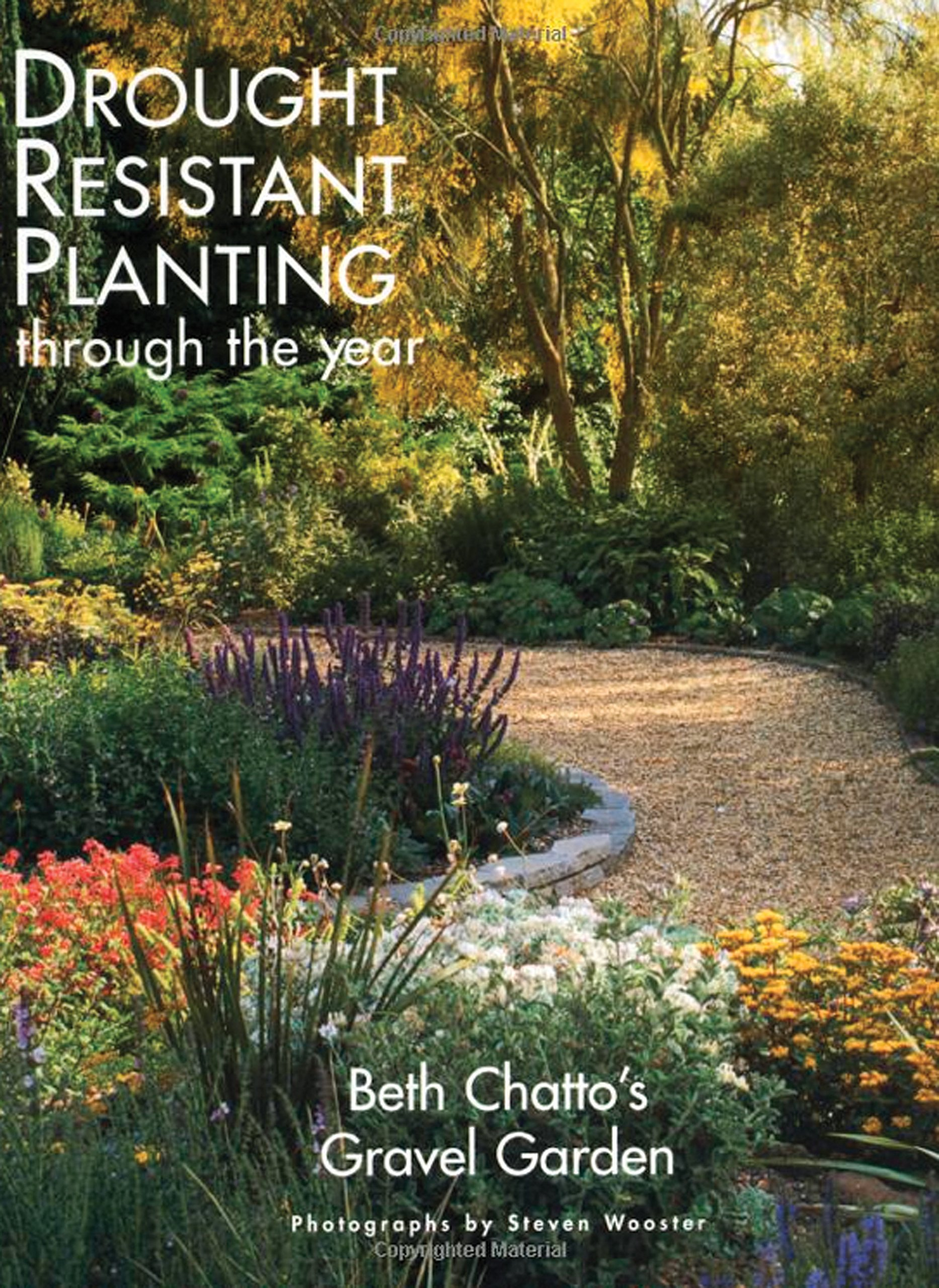 Drought Resistant Planting: Beth Chatto, Steven Wooster: 9780711214255:  Amazon.com: Books