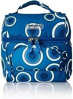 J World New York Corey Lunch Bag, Target Blue, One Size