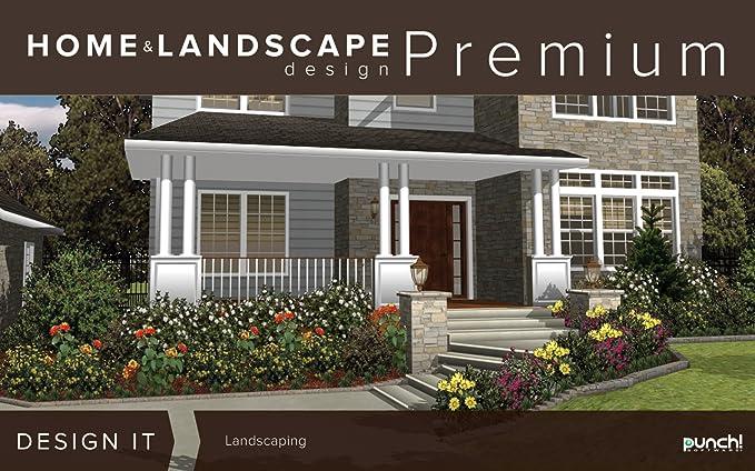 Punch home landscape design premium v19 review flisol home for Punch home landscape design professional v18