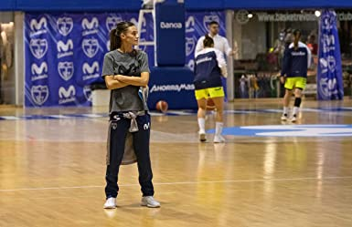 Movistar Estudiantes Camiseta Gris entreno Temporada 19/20: Amazon ...