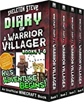 Diary Of A Minecraft Warrior Villager - Box Set 1