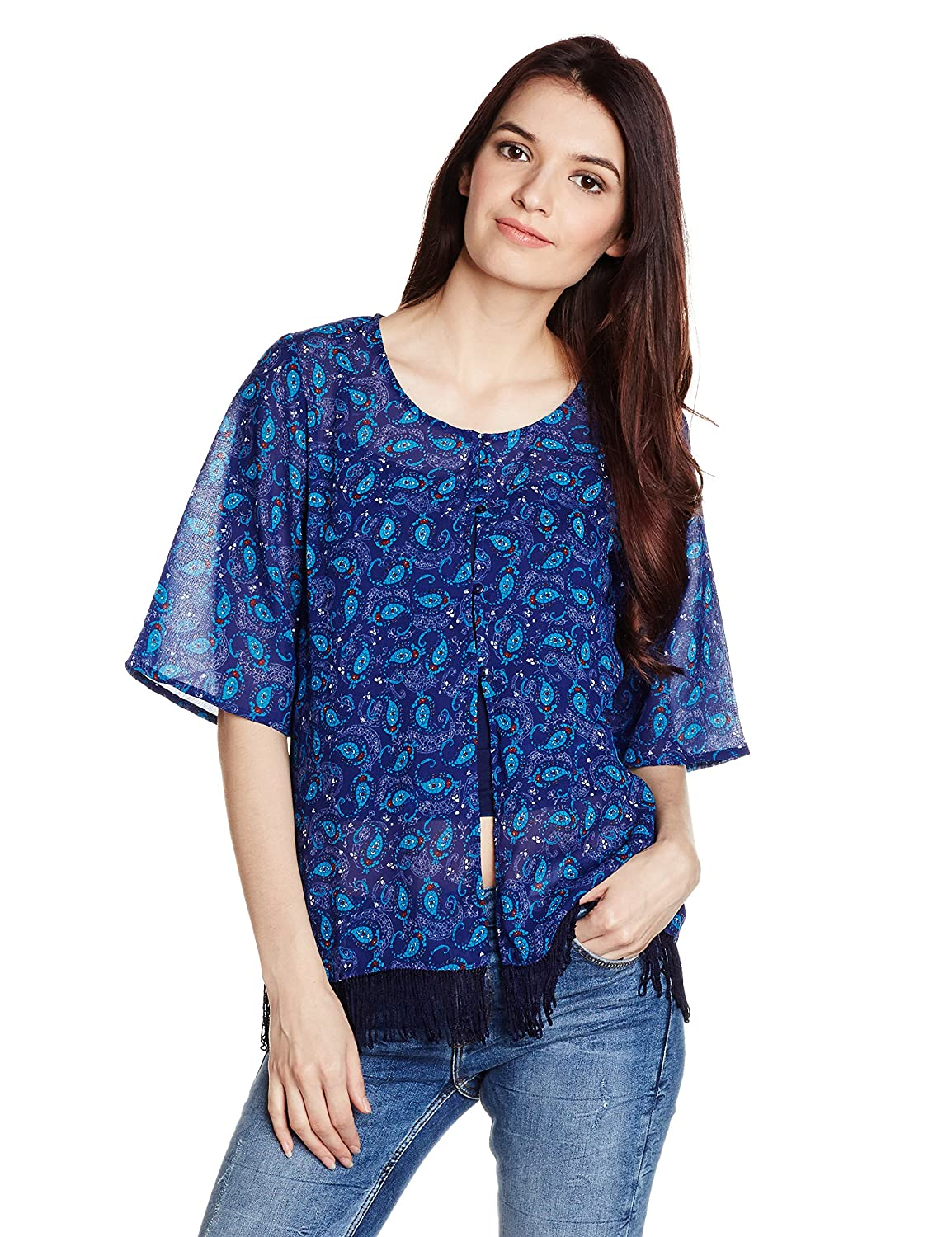 Women's Body Blouse Shirt new look