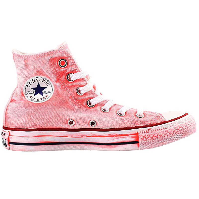 Converse Chuck Taylor (Chucks) All Star Sneaker Unisex Erwachsene High Top Rosa