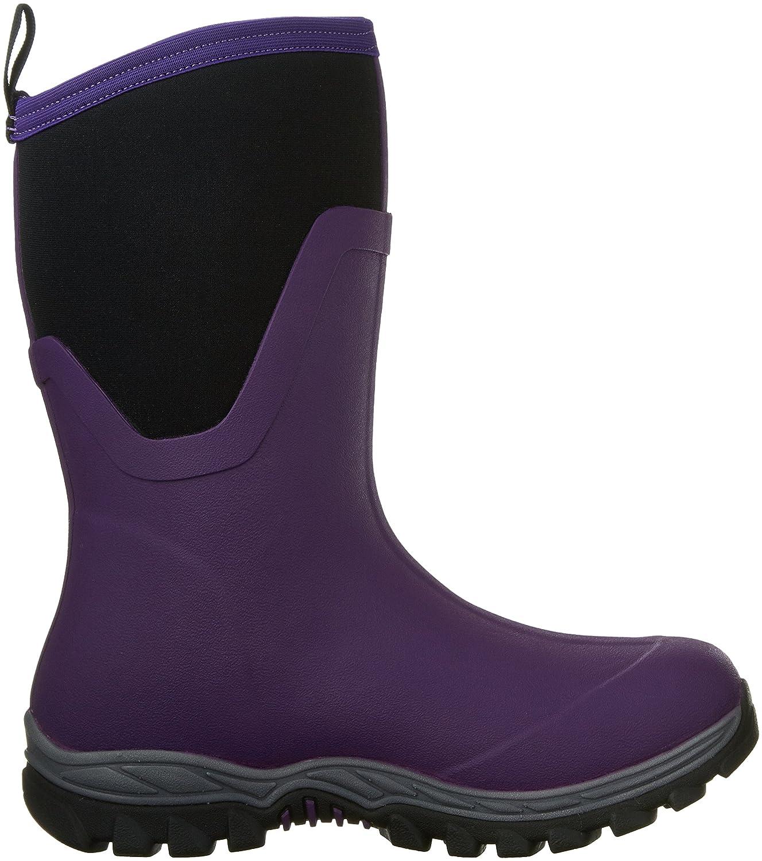 Muck Boot Mid Women's Arctic Sport II Mid Boot Snow B00TT36XYQ 6 B(M) US|Black/Purple aae406