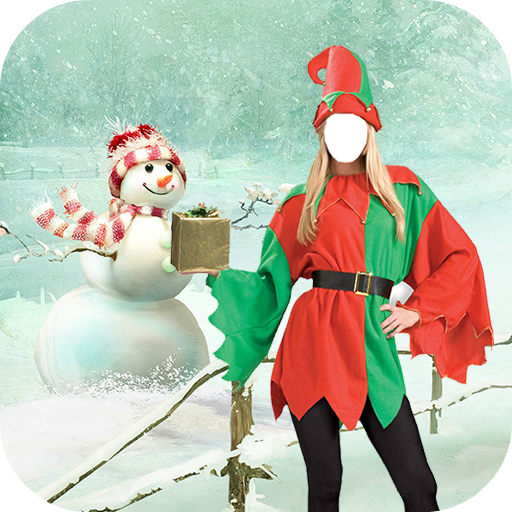 (Christmas Suit Theme)