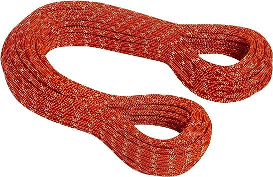 Mammut Cuerda Simple 9.2 Revelation Protect Standard.Neon, Unisex Adulto