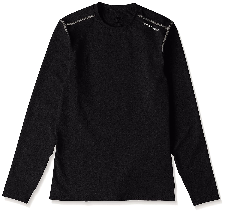 Hot Chillys Micro-Elite Chamois 8K - Camiseta térmica para Hombre