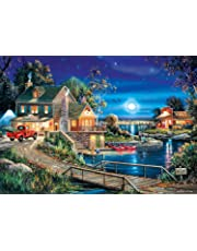 Buffalo Games - Days to Remember - Autumn Memories - 500 Piece Jigsaw Puzzle