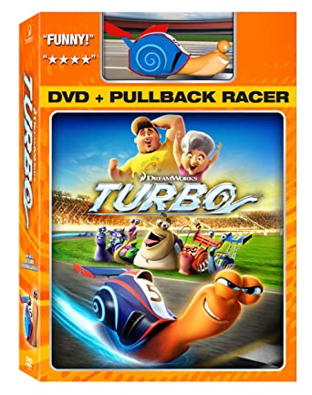 Turbo [Reino Unido] [DVD]
