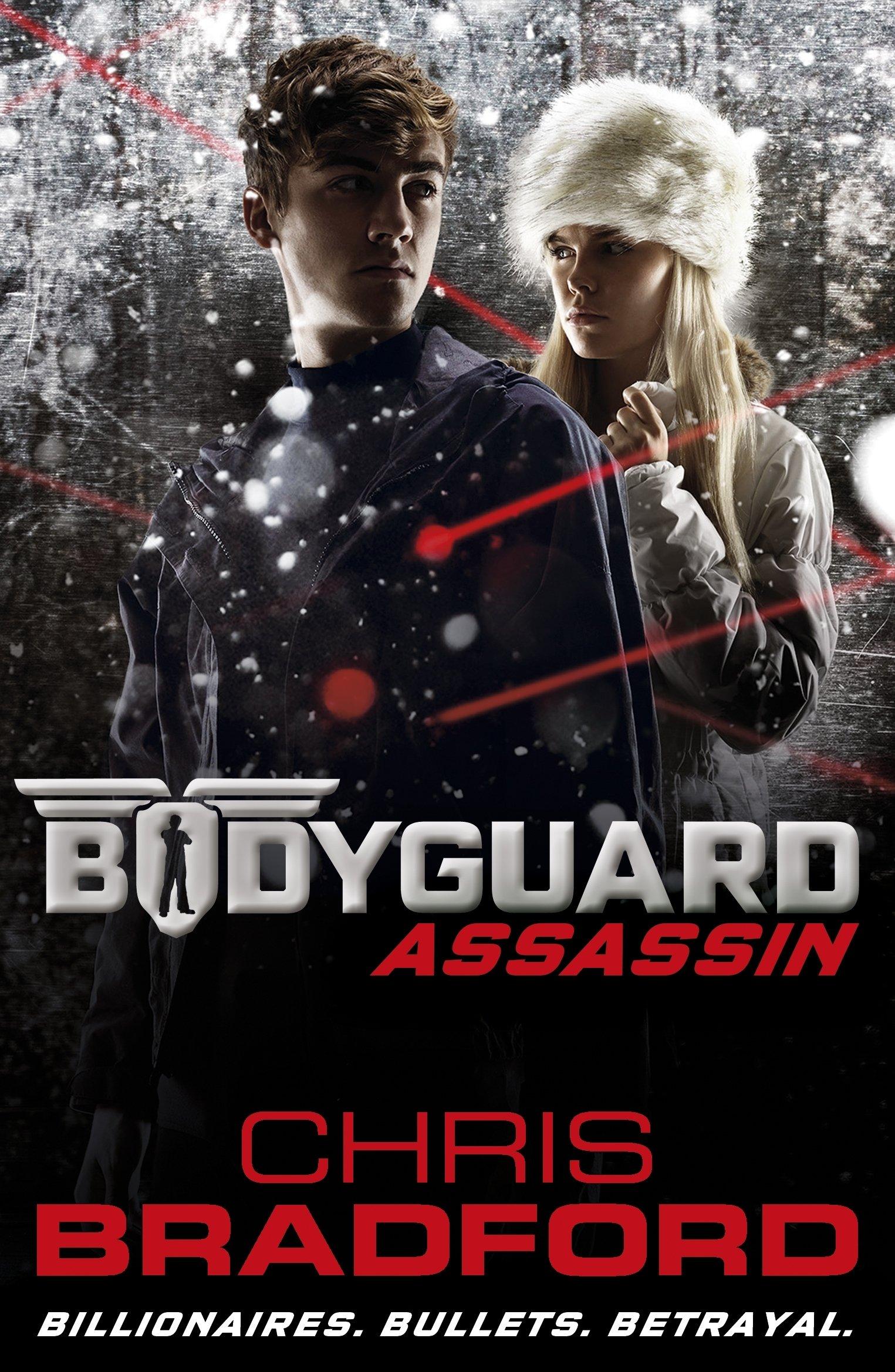 Bodyguard: Assassin (Book 5): CHRIS BRADFORD: 9780141359502 ...