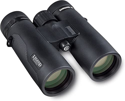 Bushnell Legend Ultra HD E-Series 10x 42mm Binoculars, Black