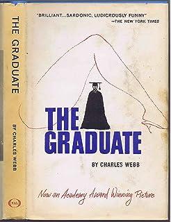 the graduate charles webb scott brick 9781433255458 amazon com