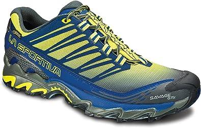 Zapatillas para trail running La Sportiva Savage GTX verde/azul ...