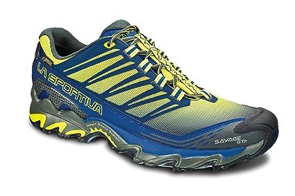 La Sportiva - Zapatillas de running para hombre Azul azul, color Azul, talla 40