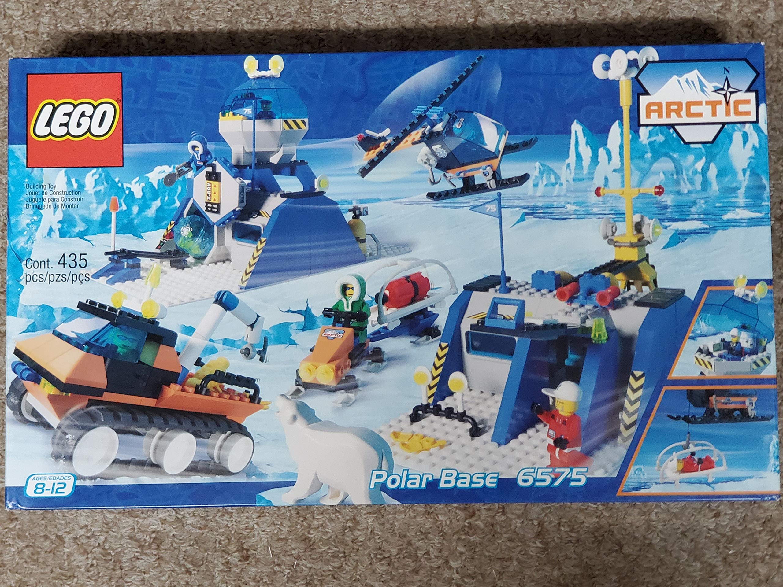 LEGO Arctic 6575 Polar Base