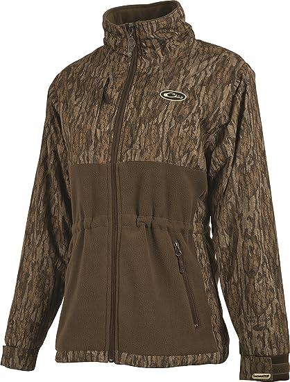 a8b12cb9fdb79 Amazon.com : Drake Waterfowl Ladies 1/4 zip Pullover : Clothing