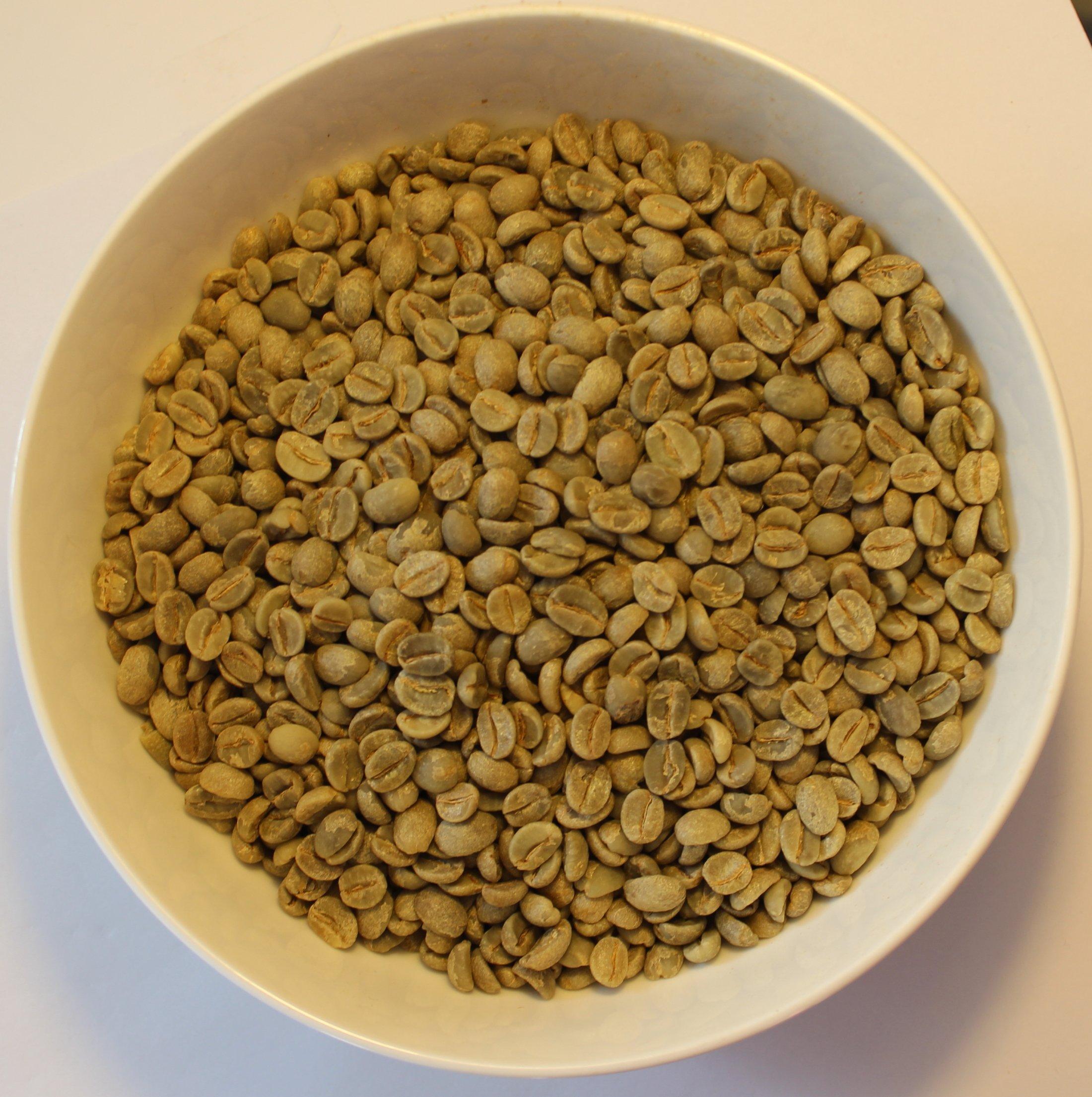 Brazil Frazenda Alta Vista ''Honey'' - Unroasted (Green) Coffee Beans - Fresh Crop (10 Pounds)