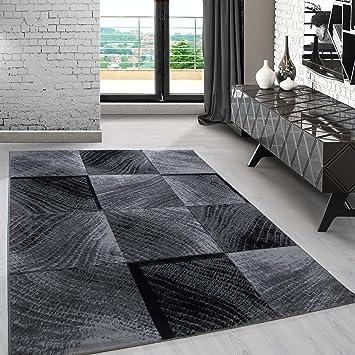Amazon De Carpetsale24 Modern Designer Teppich Fur Wohnzimmer
