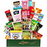 100 CALORIE Snack Packs Care Package | MOTHERS DAY GIFT BASKET | Vegan, Gluten Free Dairy Free Snacks, Bars & Nuts all 100 ca