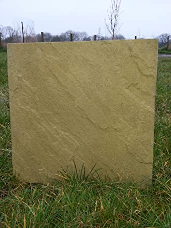Stone Concrete Patio Paving Slabs 450 X 450 (Pack Of 50)