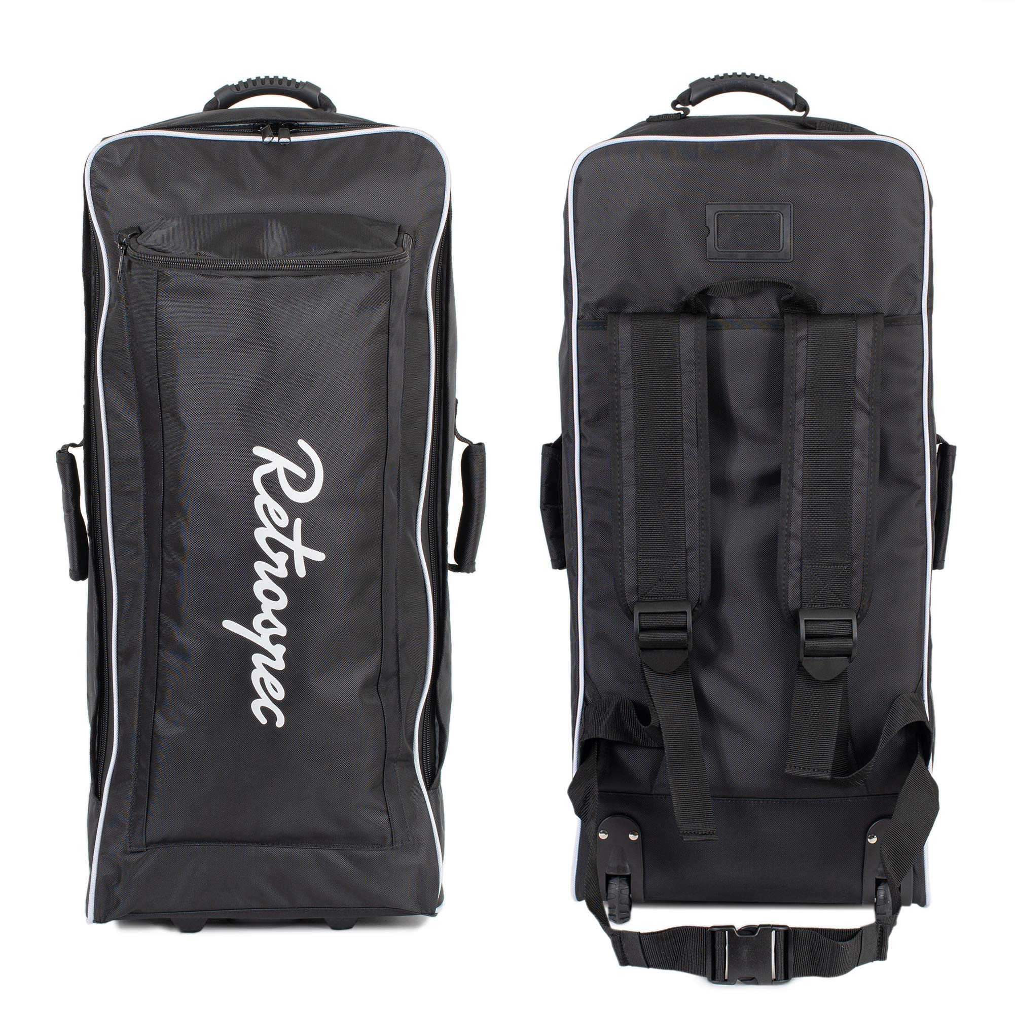 Ten Toes SUP Emporium Ten Toes Nomad Istand Up Paddle Board Roller Bag with Wheels by Retrospec