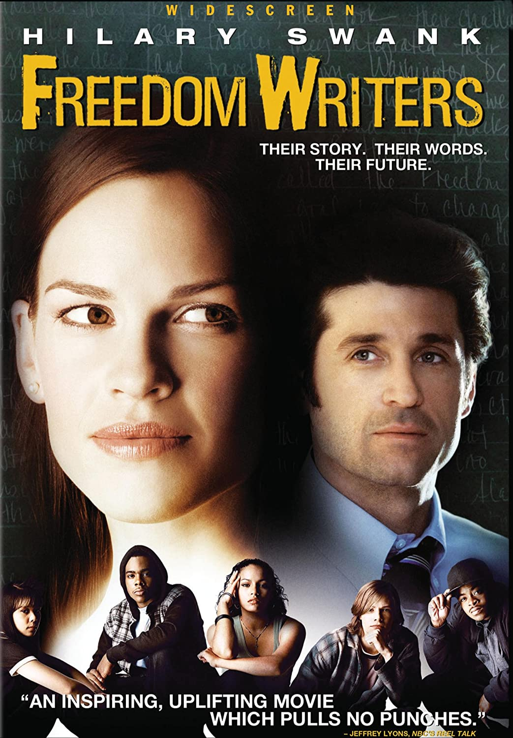 Amazon.com: Freedom Writers: Hilary Swank, Patrick Dempsey, Scott ...