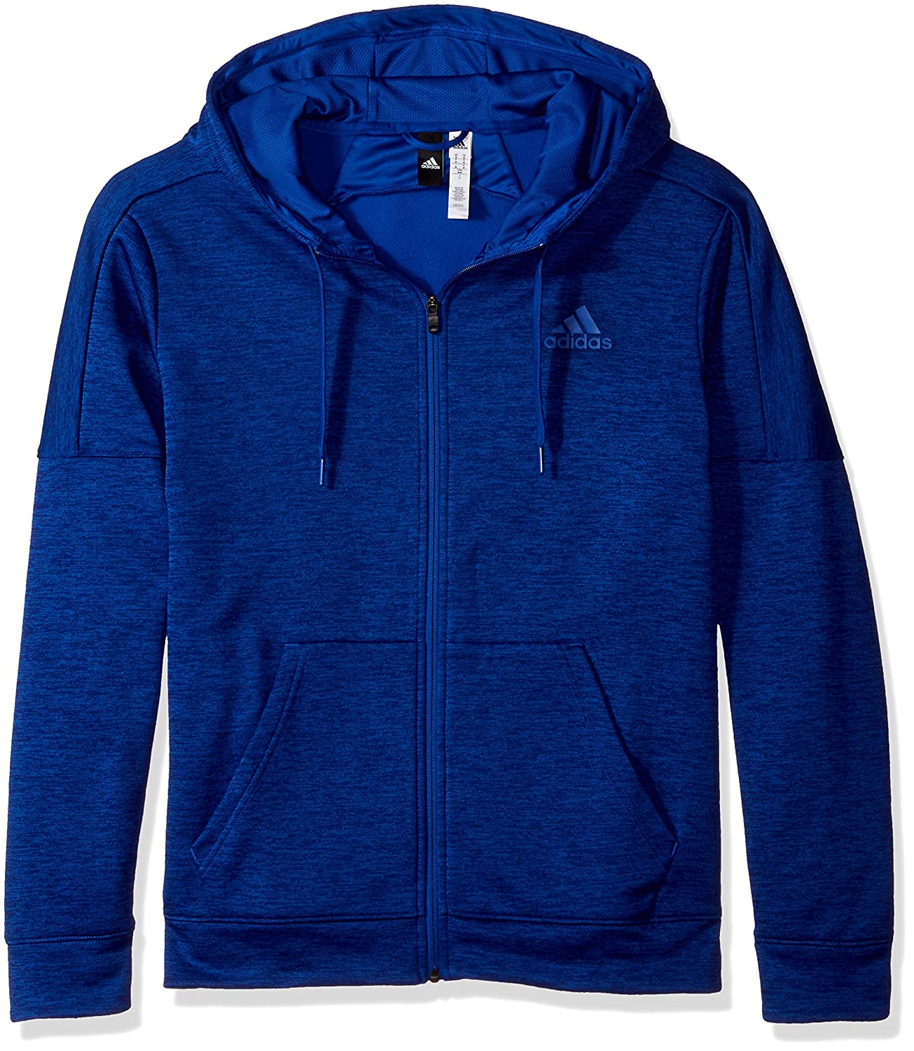 adidas Hockey Men's Full Zip Hoody