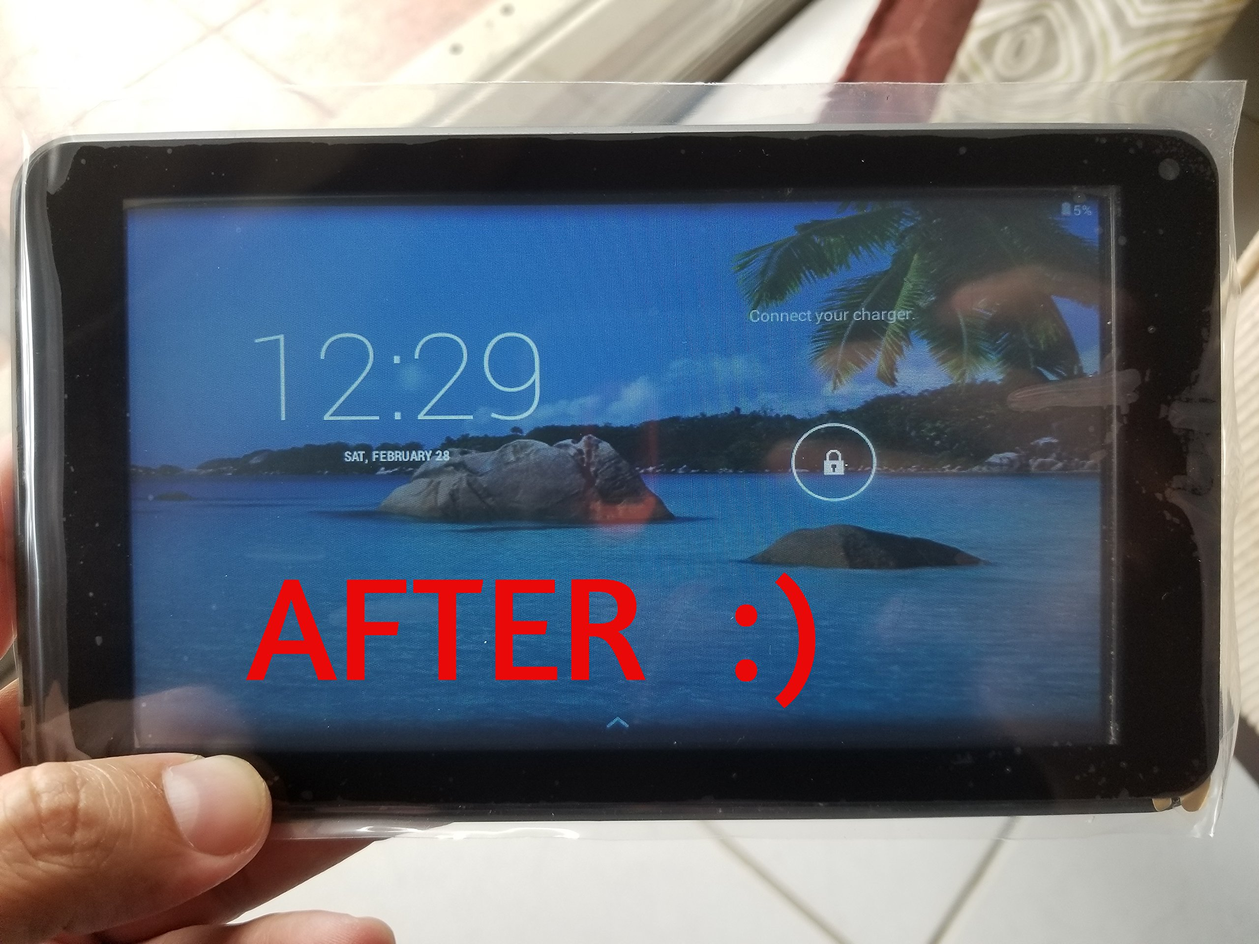 10.1 Touch Screen Digitizer Glass Replacement for 10in Linsay KitKat F-10XHD 10.1'' Inch Tablet PC