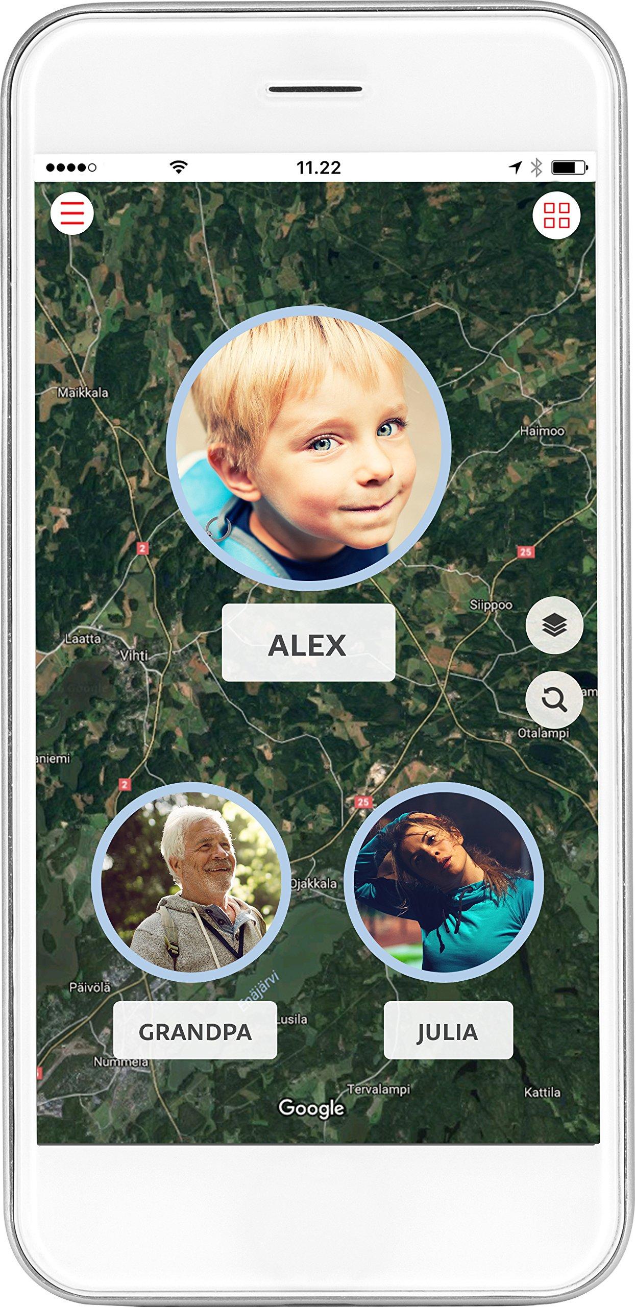Yepzon Freedom | Most Advanced 3G + WiFi + GPS Locator with Personal Alarm by Yepzon (Image #2)