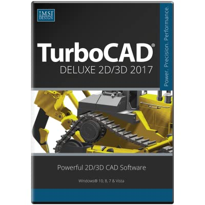 TurboCAD Deluxe 2017 Engish [Download]