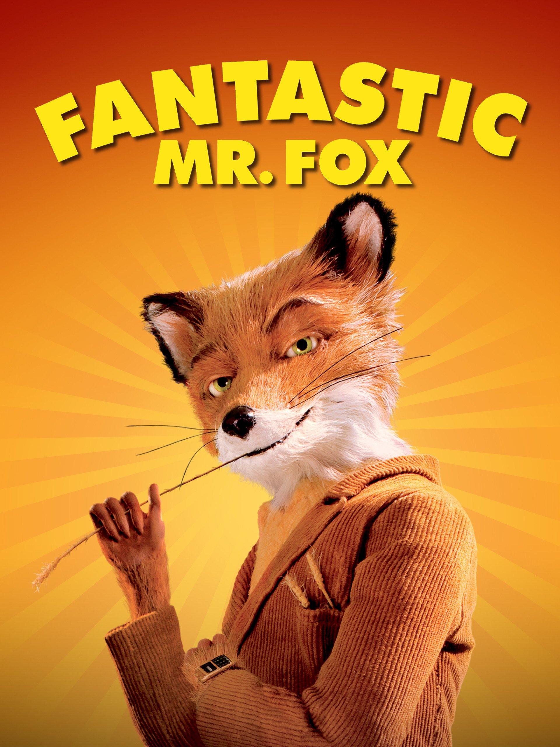 Watch Fantastic Mr Fox Prime Video
