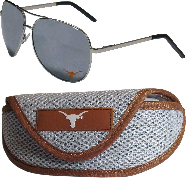 Siskiyou NCAA unisex NCAA Sports Sunglasses Case