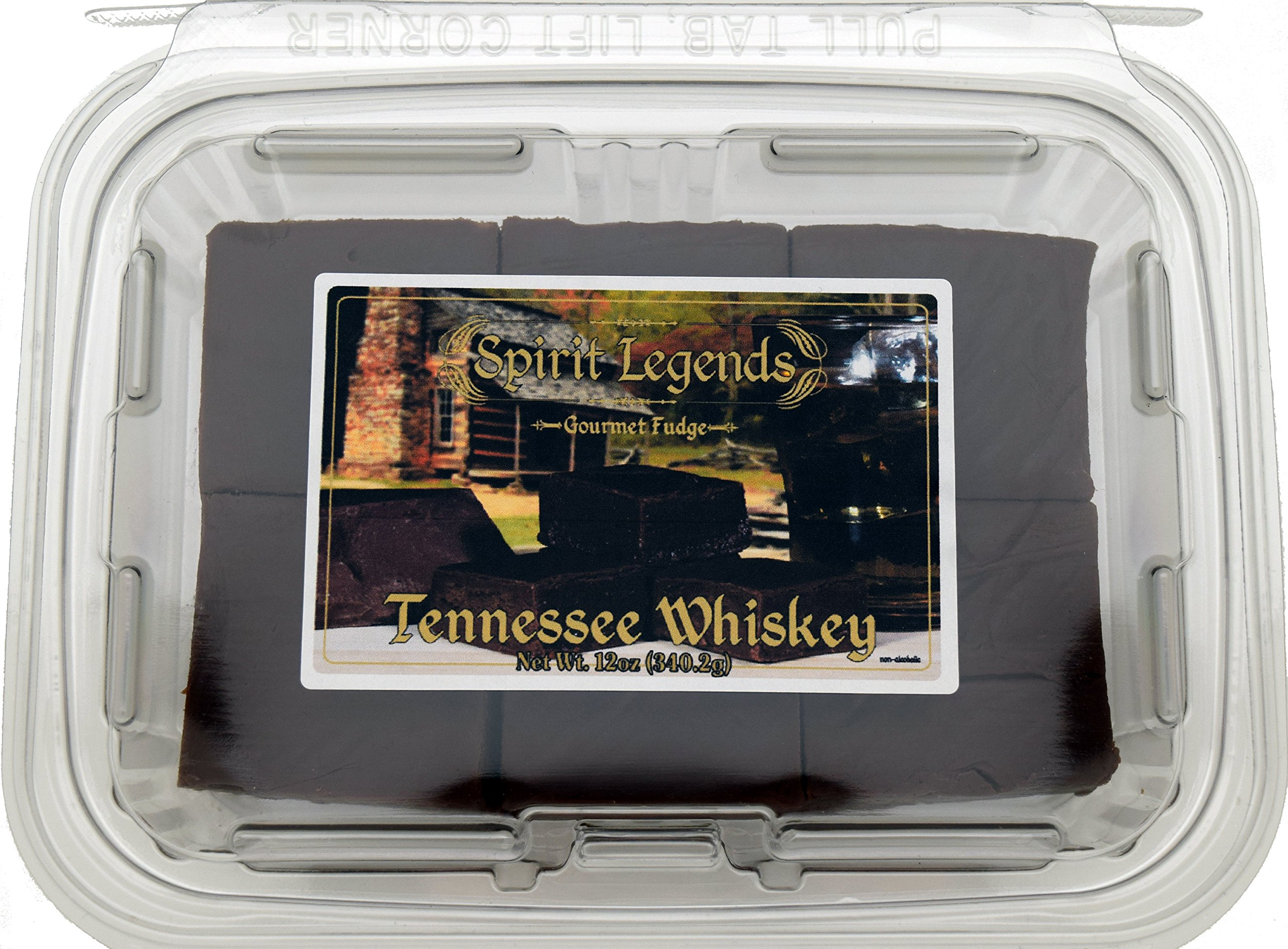 Country Fresh Fudge Tennessee Whiskey, 6 Pound (Pack of 8)