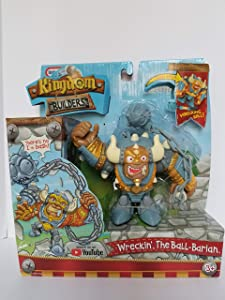 Kingdom Builders - Wreckin', The Ball-Barian .... Turn Into A Wrecking Ball!