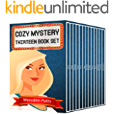 Cozy Mystery Thirteen Book Set
