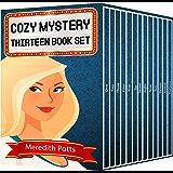 Cozy Mystery Thirteen Book Set