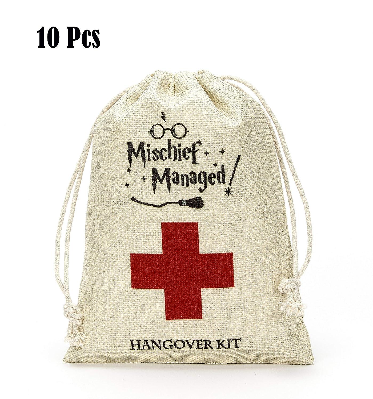 Amazon.com: Harry Potter Bolsa de regalo para fiestas ...