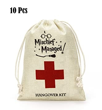 Amazon.com: Harry Potter Bolsa de regalo para fiestas ...
