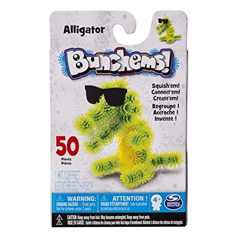 Amazon.com: AMIGO BUNCHEMS - Starter Set - Bunch: Toys & Games