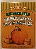Trader Joe's Baker Josef's Gluten Free Pumpkin Bread & Muffin Baking Mix, 17.5 Ounce Box