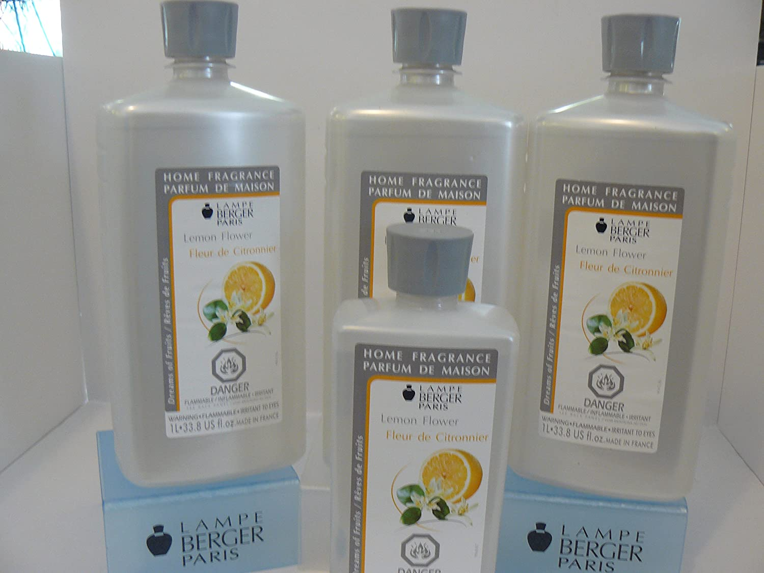Lampe Berger You Choose Any 4 liters (fragrances) has to Offer   Exquisite Smells