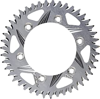 product image for Vortex 436-43 Silver 43-Tooth 530-Pitch Rear Sprocket