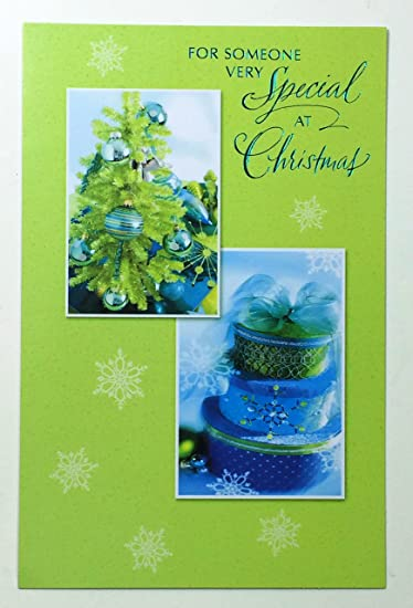 Amazon christmas card to anyonefor someone very special at christmas card to anyonefor someone very special at christmas american m4hsunfo