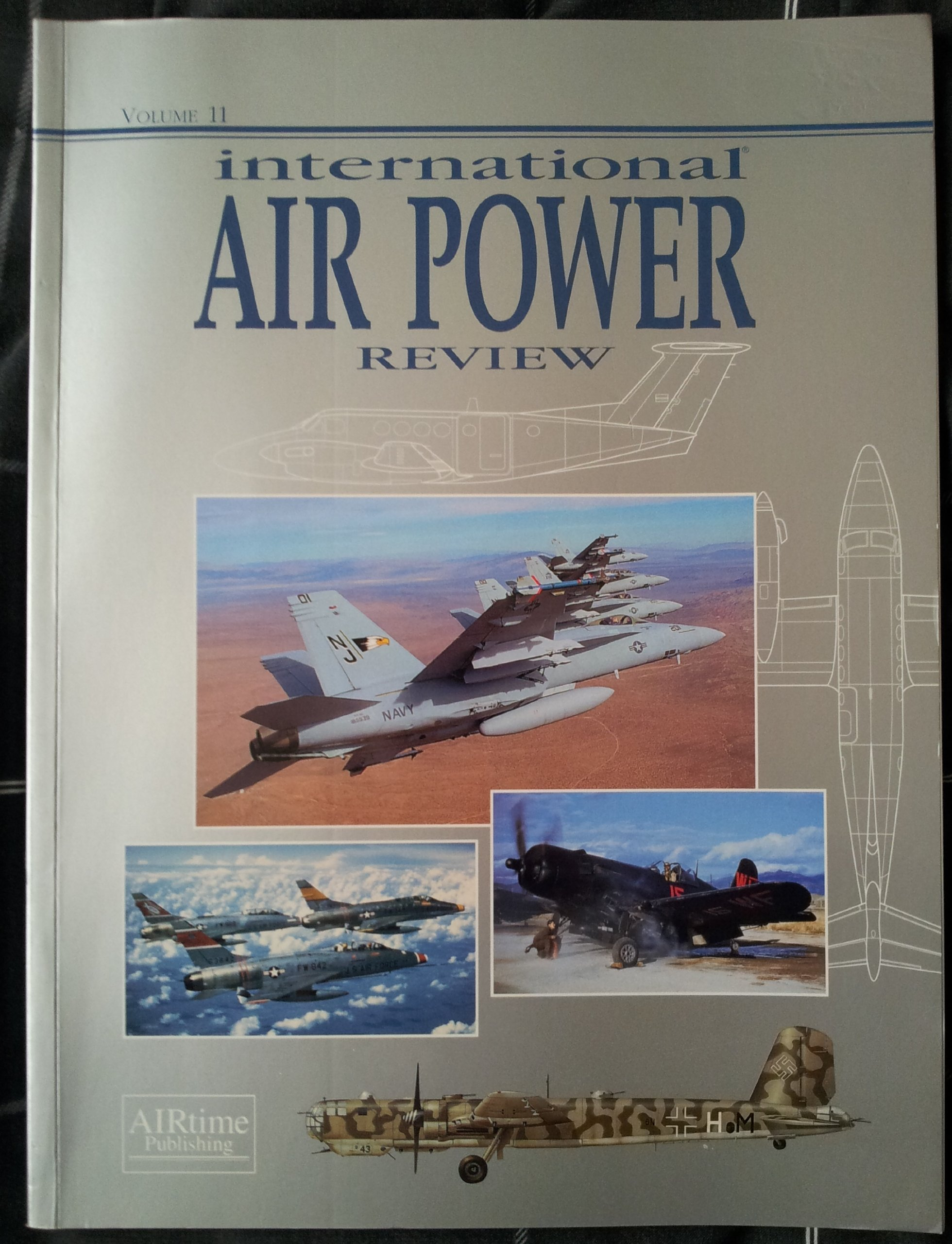 International Air Power Review, Vol. 11