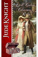 Lord Calne's Christmas Ruby Kindle Edition