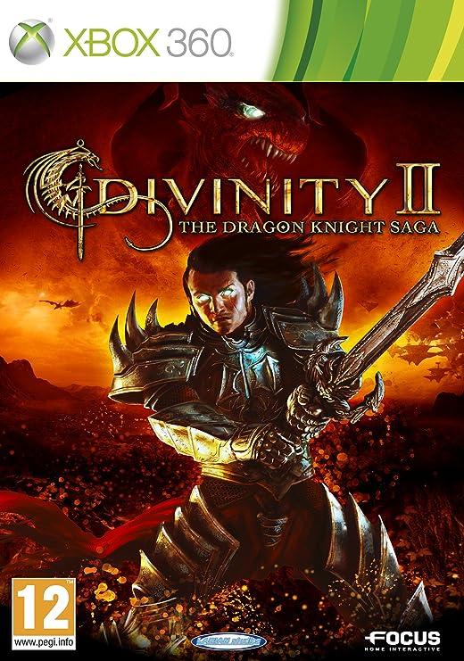 Divinity II: The Dragon Knight Saga (Xbox 360) [Importación inglesa]: Amazon.es: Videojuegos