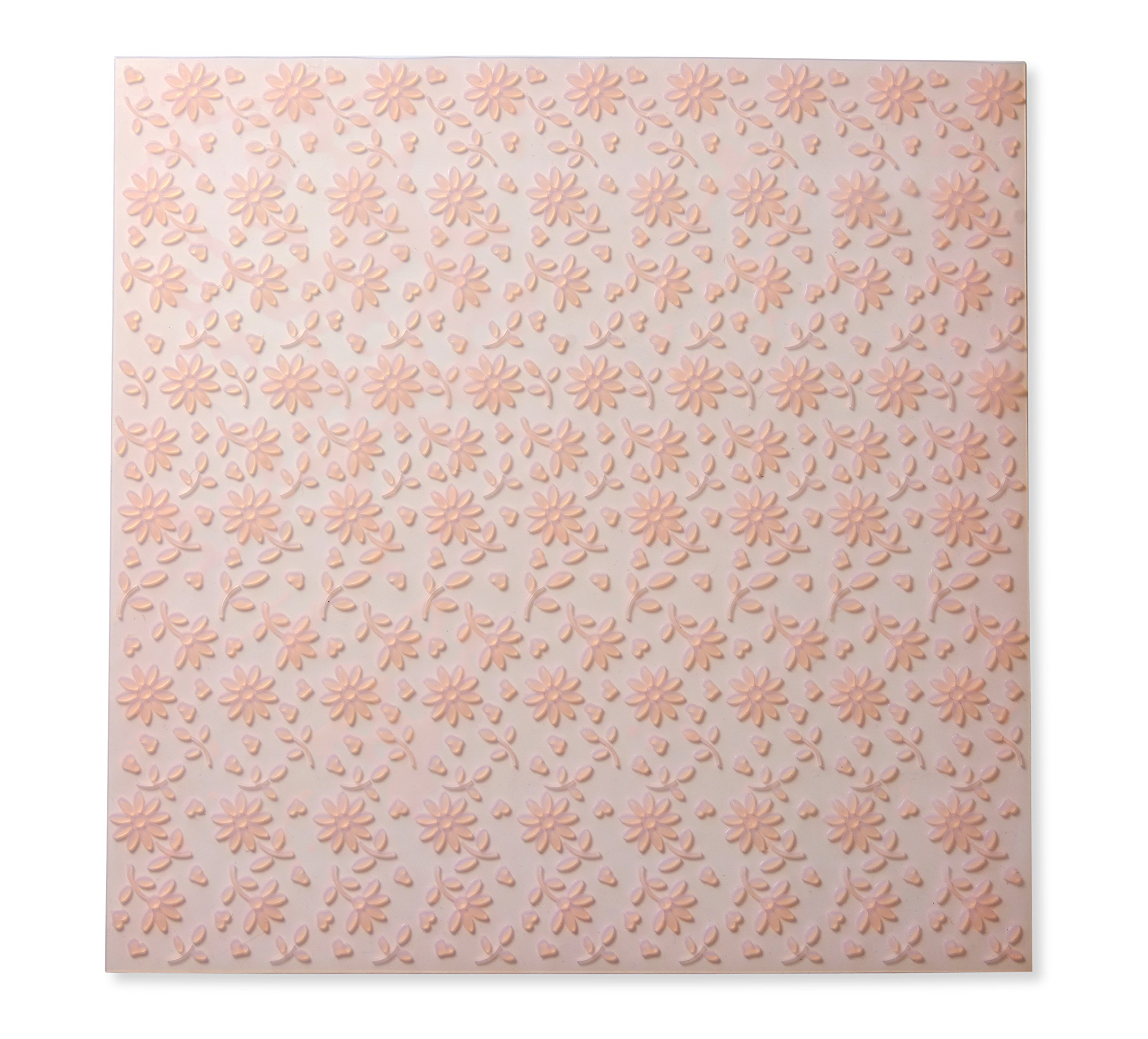 Flower Design Pastry Silicone Mould Printing Mat x 10