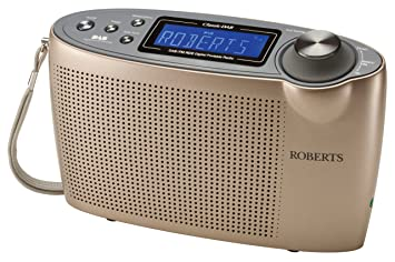 roberts classicdab dab fm rds digital portable radio amazon co uk tv rh amazon co uk Manuals Radio- Service RCA Radio Manuals