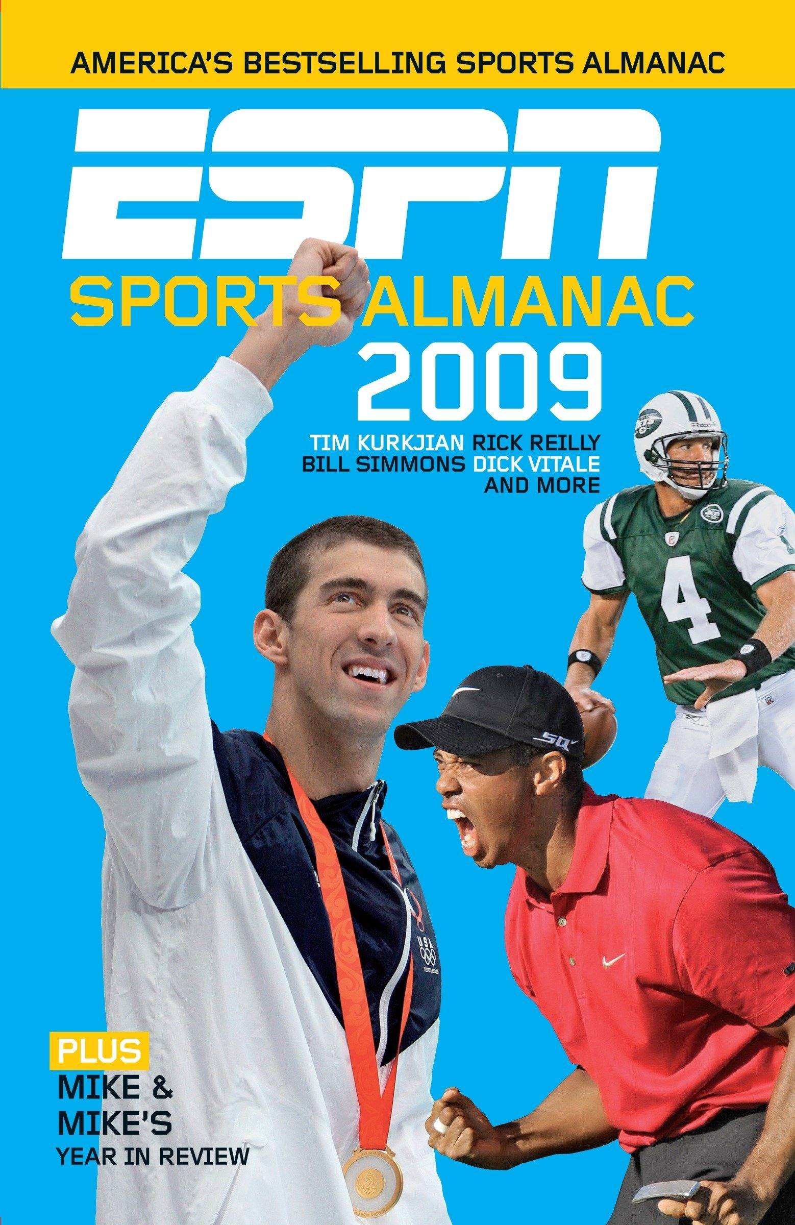 Espn Sports Almanac 2009 Plus Mike Mike S Year In Review Brown Gerry Morrison Mike 9780345511720 Amazon Com Books